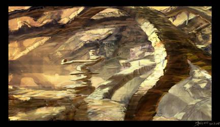 Volcanic Troglodite by Nicoll