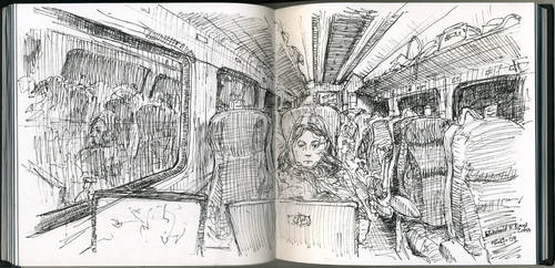 Wakefield to London by Nicoll