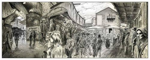 Camden Market 2 by Nicoll