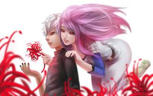 Take this, Kaneki kun. by Nhaliz