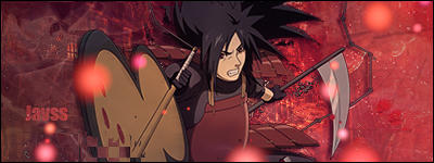Madara Uchiha Signature by javss