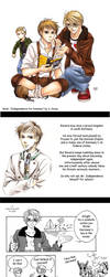 APH Independence and tea by Petey-Winter