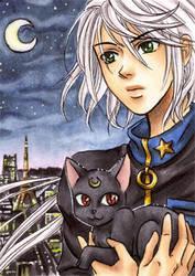 KaKAO 1 - In the moonlight by Petey-Winter