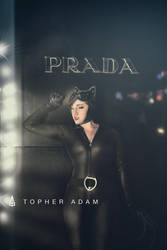 Catwoman Cosplay by Agent-Paradox