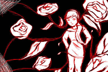 .rose. by CaramelChocolatez