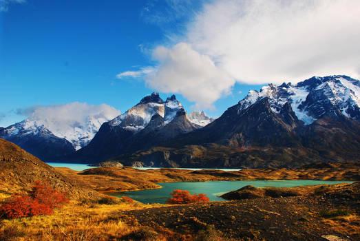 Los Cuernos del Paine by MagdalenaTR
