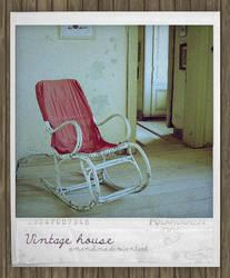 Vintage house II by amandina