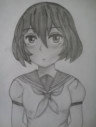 Her Portrait by FarisuDesu