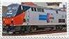 Amtrak 156 stamp by RailToonBronyFan3751
