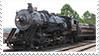 Western Maryland 734 Stamp by RailToonBronyFan3751