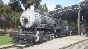 Western Pacific Steam locomotive 26 by RailToonBronyFan3751