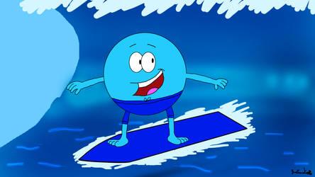 Surfing William by RailToonBronyFan3751