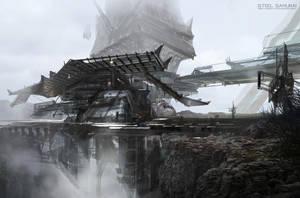 Exploration sketch by gunsbins