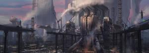 Industrial city by gunsbins