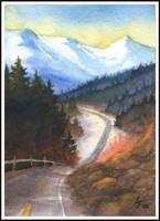 Road to Alaska by tuningmyheart