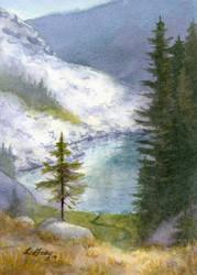 Little Lake by tuningmyheart