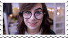 dodie stamp by Croodling