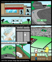 The Loud House Cueva del caos -Comic pag 45 by Ferozyraptor