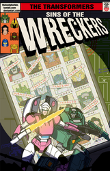 Uncanny Wreckers by TheLastGherkin