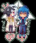 - Collab: Crystaline Blue ID - by Yukiko-Kun