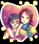 - Collab: Kyuu - by Yukiko-Kun