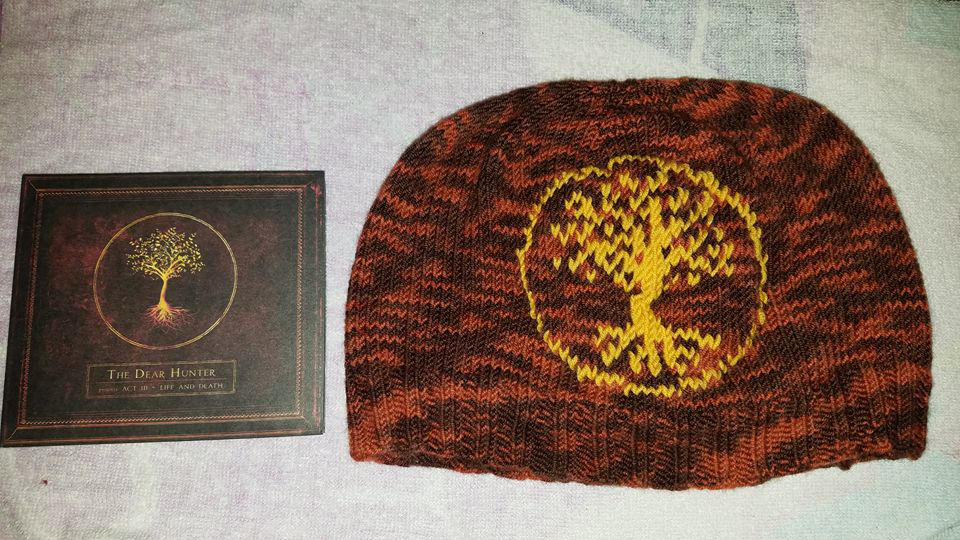 TDH Act III Hat by aerieyena