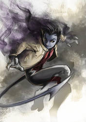 Nightcrawler by Jeex-Farfadet