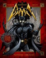 Batman Steampunk by AtomicArt1