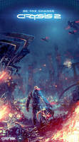 Crysis 2 FanArt by Odewill