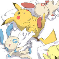 Pokemon by ichiyon