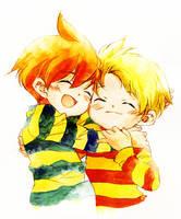 MOTHER3 Hug by ichiyon