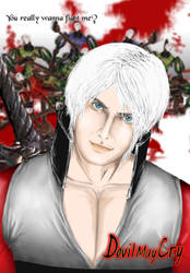 Devil May Cry by PhoenixiaRed