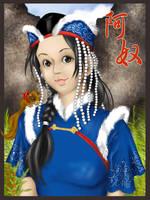 Shinryushou's Miao Girl by PhoenixiaRed