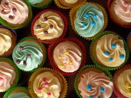 Cupcakes by Tacuma