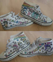 My New Old Shoes by Tacuma