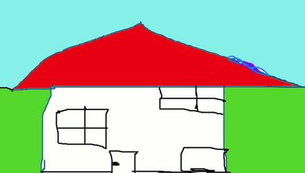 a house by gokusupersaiyan4