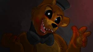 Freddy Fazbear by VodkaWarrior