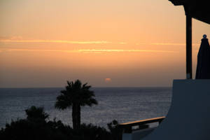 Sunset Balcony 2 by lumous