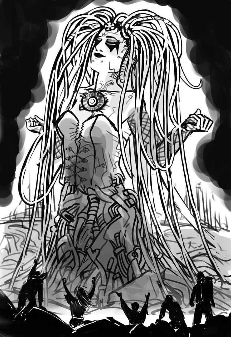 Chaos Princess Rising by Mainthegap