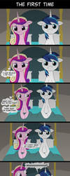 MLP The First Time by LoCeri