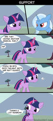 MLP Support by LoCeri