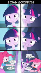 MLP Long Goodbyes by LoCeri