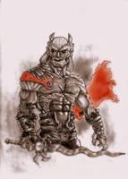 Kain by ziridel