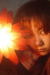 lighting flower and me1 by bingevil-stock