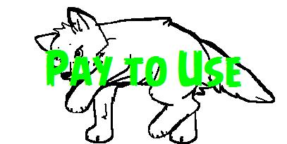 Wolf Puppy Base Ms Paint By Aj Falls In Love On Deviantart