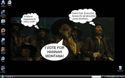 Villanueva's Vote by SaraSparrow