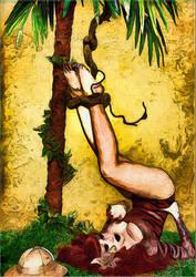Jungle bondage by FTSH-HM67