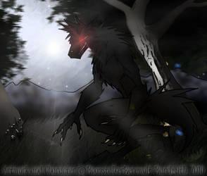 Werewolf: Blackfang by MoonstalkerWerewolf