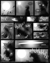:CE: Shadow Werewolf TF by MoonstalkerWerewolf