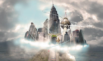 Modern World by UchihaSteven
